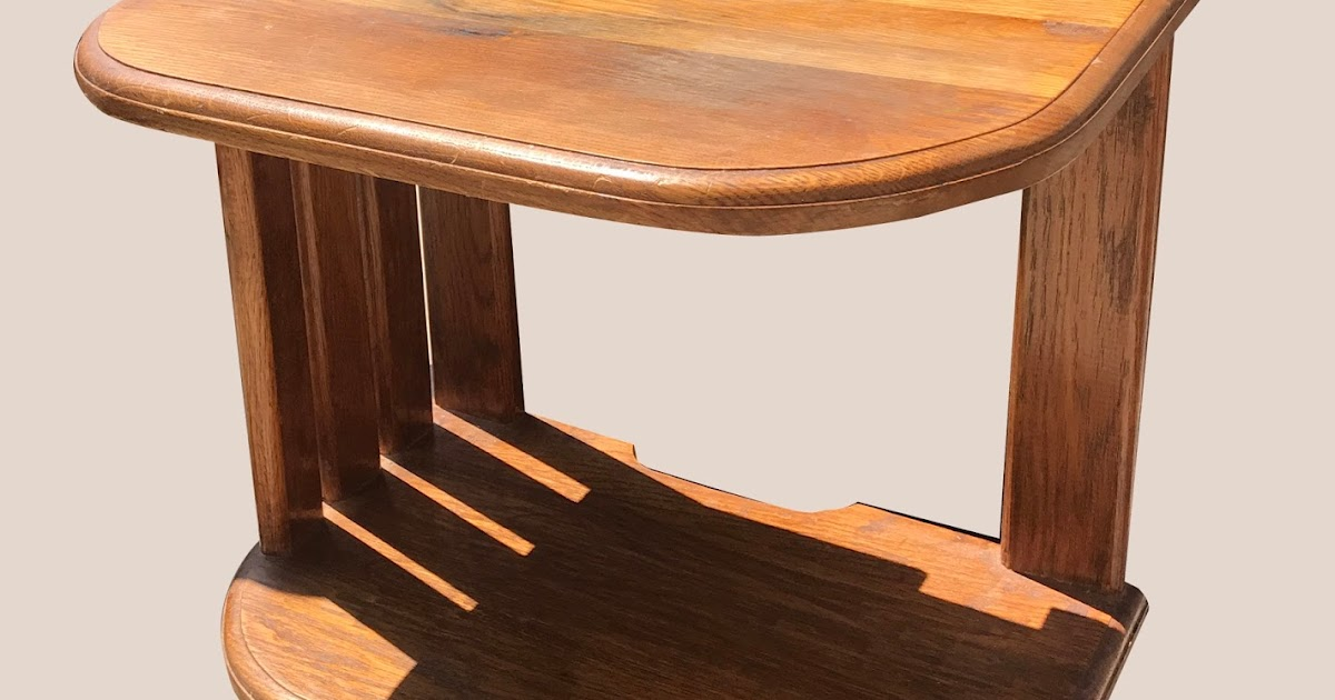 Uhuru Furniture & Collectibles: Side Table - $25 SOLD