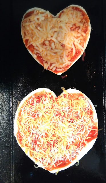 Make pizza on the stove top.