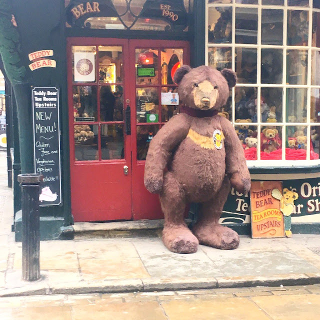 Stonegate Teddy Bear Tea Rooms