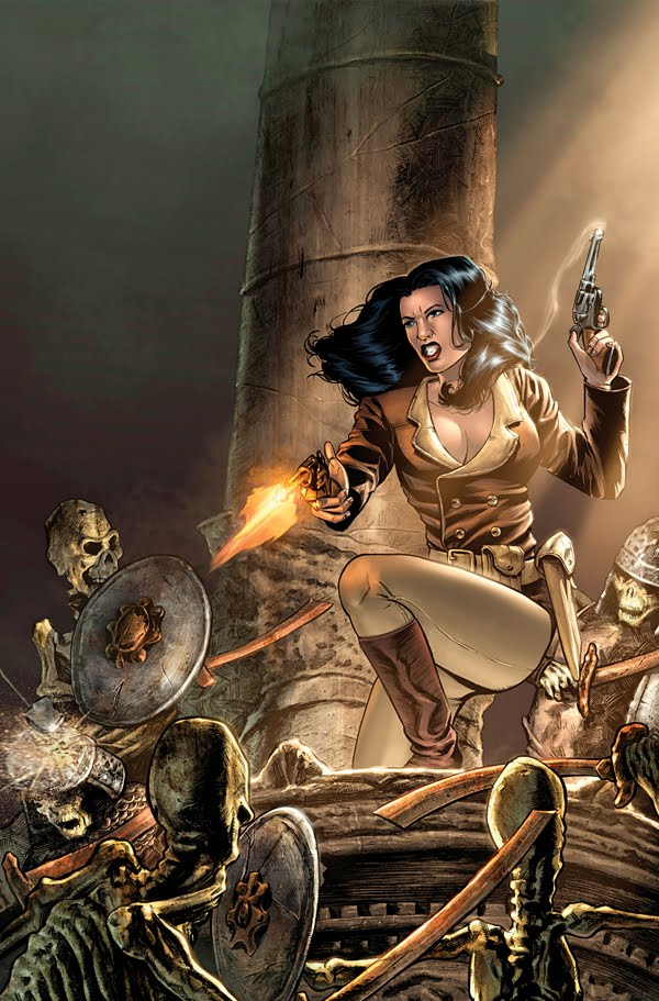 All Pulp Athena Voltaire Flies To Sequential Pulp On A Dark