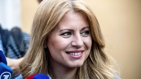 Szlovák elnökválasztás - Rekord alacsony részvétel mellett Caputová győzött