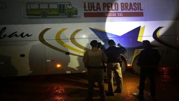 Líderes latinoamericanos repudian ataque armado contra caravana de Lula (+EE.UU. y Almagro no dicen nada)