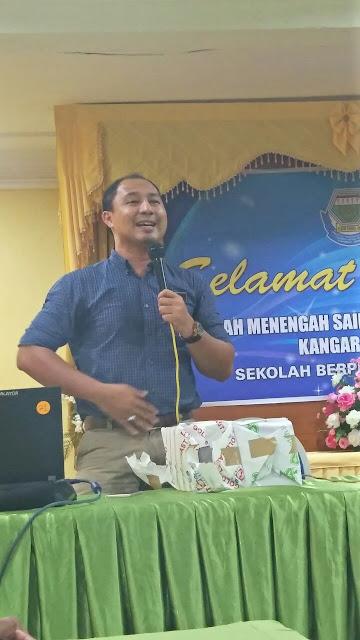 Perkongsian Pembelajaran Abad 21 di SM Sains Tunku Syed Putra