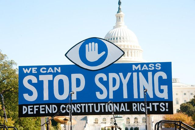We can stop mass spying. Defend Constitutional Rights!