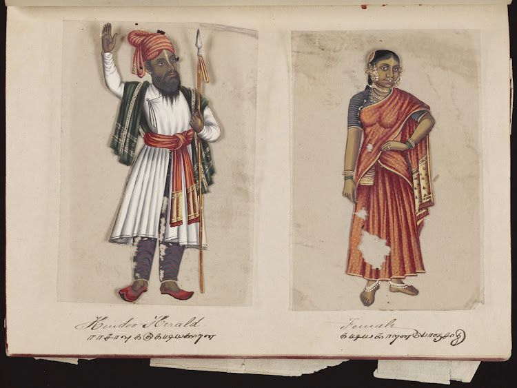 Hindu Herald and Female