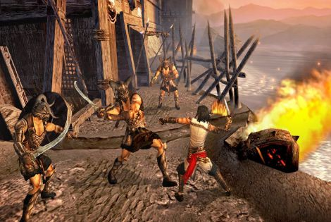Prince of Persia PC Game Free Download