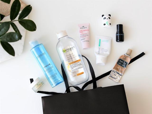 spotrebovana kosmetika blog