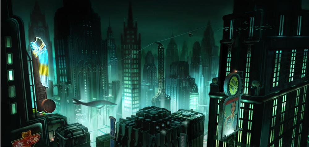 bioshock rapture city1
