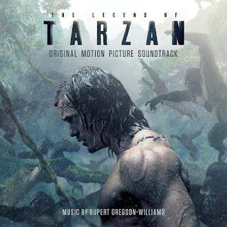 Rupert Gregson & Williams - The Legend Of Tarzan (OST) (2016) - Album Download, Itunes Cover, Official Cover, Album CD Cover Art, Tracklist