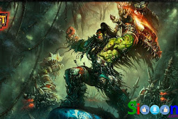 Free Download and Play Game Warcraft III Reign of Chaos for PC Laptop