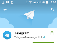 TRANSAKSI MENGGUNAKAN TELEGRAM