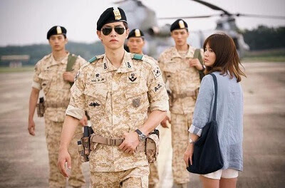 Sinopsis Descendants of the Sun Episode 1 - Terakhir