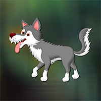 AVM Amiable Forest Wolf Escape Game