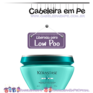 Máscara Masque Extentioniste - Kérastase (Low Poo)