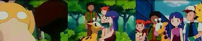 Pokémon Capítulo 40 Temporada 3 La Pareja Psíquica