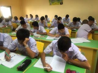 ห้อง MSEP โครงการเด็กพิเศษ วิทย์ - คณิต