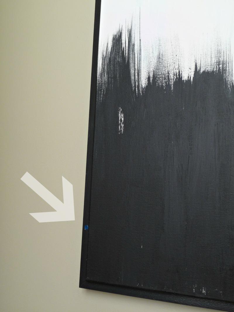 Fix a warped canvas frame