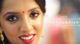 Akhila & Alan Engagement Highlights
