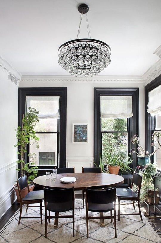 Painting Windows Black Interior Design Tips Inspiration
