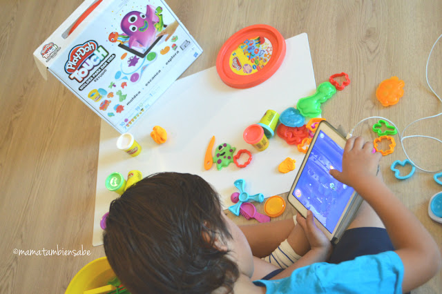 PlayDoh Touch Taller creativo interactivo