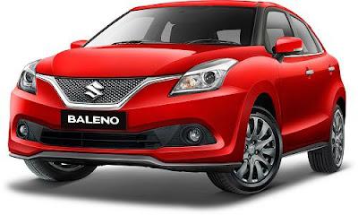 Daftar Harga Suzuki Baleno Hatchback