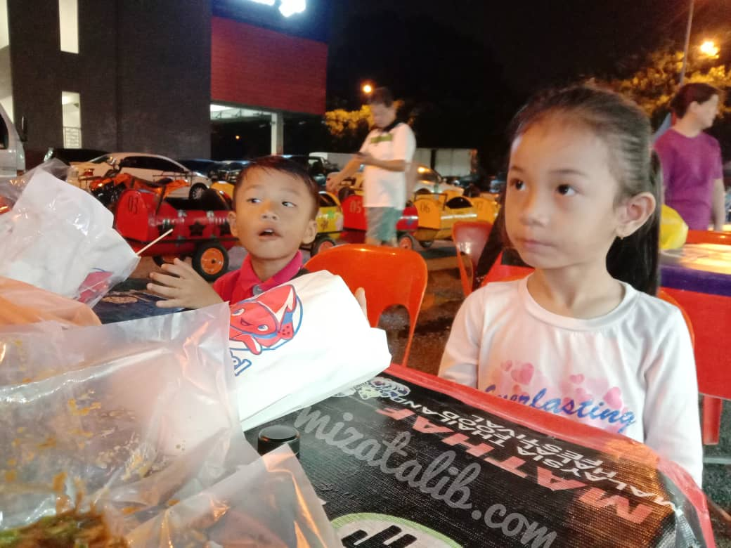 Malaysia Thailand Halal Food Festival Di Aeon Big Bukit Rimau
