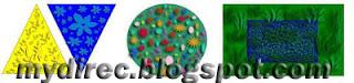 Несколько форм цветочных клумб для здоровья