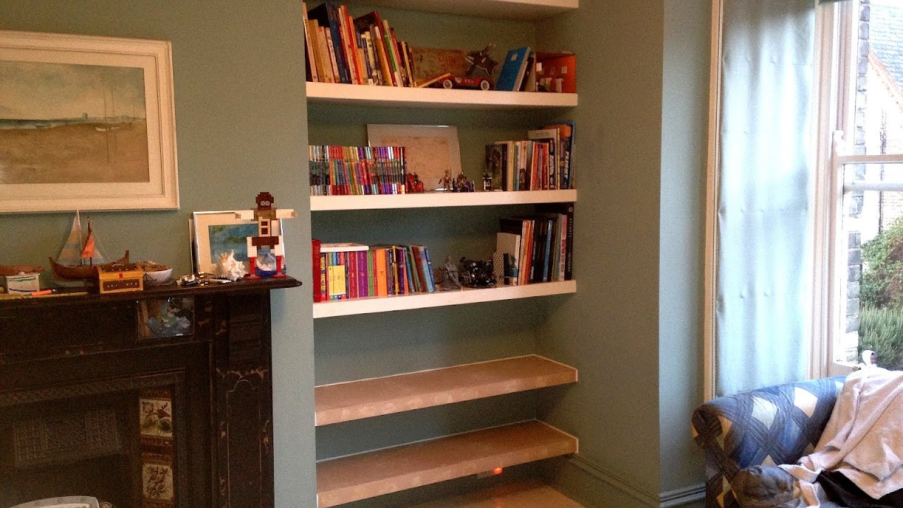Tokonoma - Alcove Shelves Diy - DIY Choices