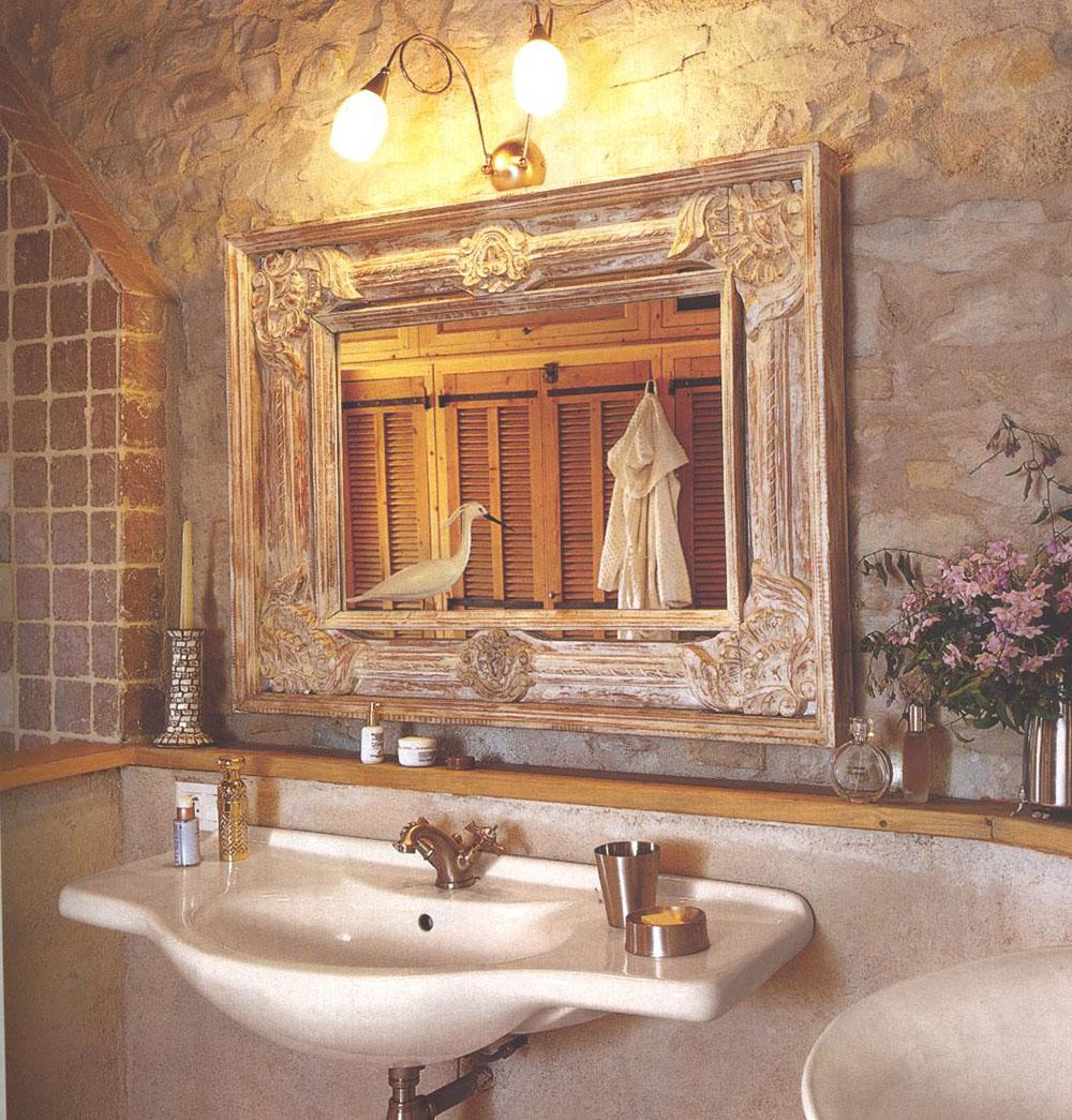 Arredare il bagno in stile shabby chic for Arredare con stile