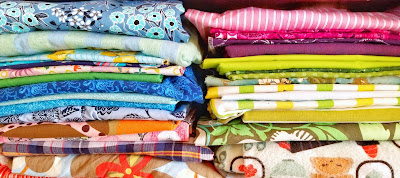 refabulous eco friendly sewing, fabric stash