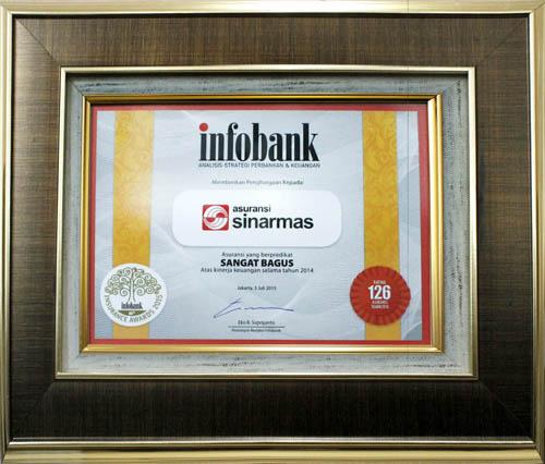 Penghargaan Asuransi Sinarmas
