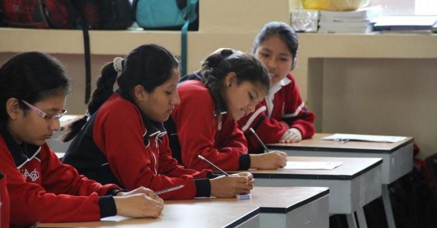 ECE: Resaltan importancia de Evaluación Censal de Estudiantes