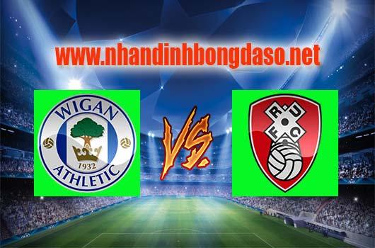 Nhận định bóng đá Wigan Athletic vs Rotherham United, 21h00 ngày 08-04