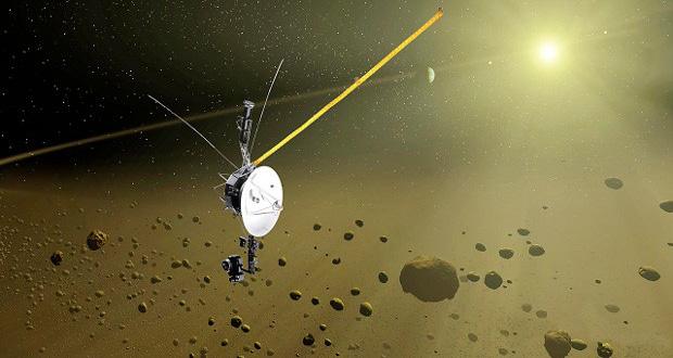 تسجيل اصوات الكواكب في الفضاء