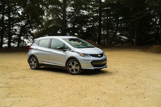 What's the financial break-even point for the Chevrolet Bolt and Volt?