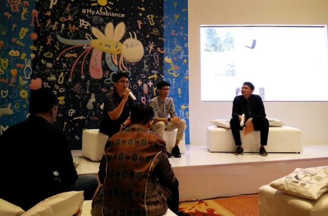 CASA Indonesia talkshow