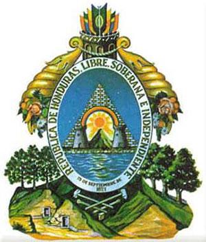 Significado del Escudo Nacional de Honduras