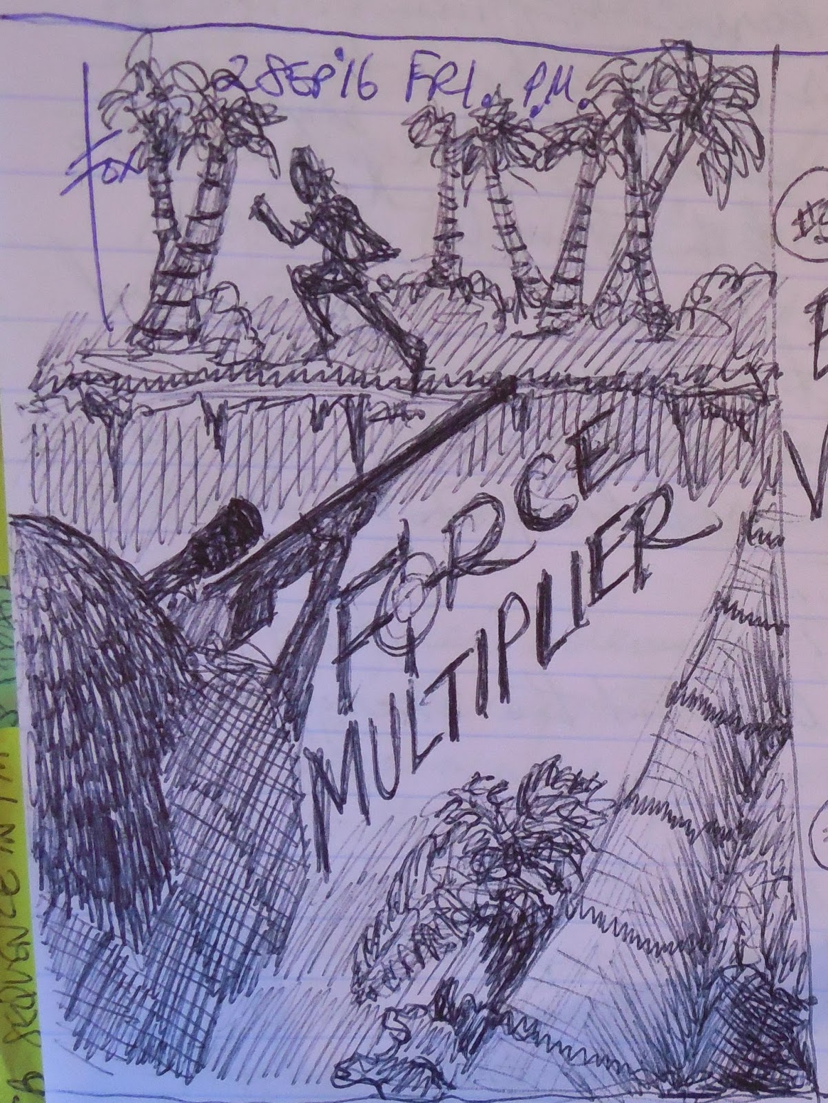 Image result for Force Multipliers Count