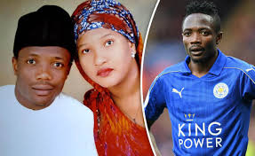 Leicester City player Ahmed Musa, arrested in the U.K, on suspicion of beating his wife .
