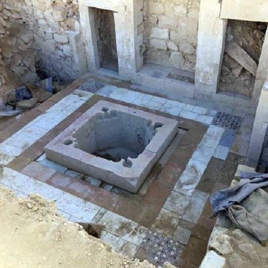 'Unique' medieval building discovered in Jordan's Shobak