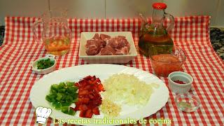 Receta fácil de carne en salsa