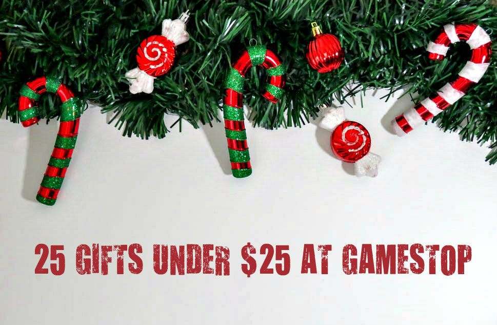 A Geek Daddy Twenty Five Gifts Under 25 Dollars At Gamestop