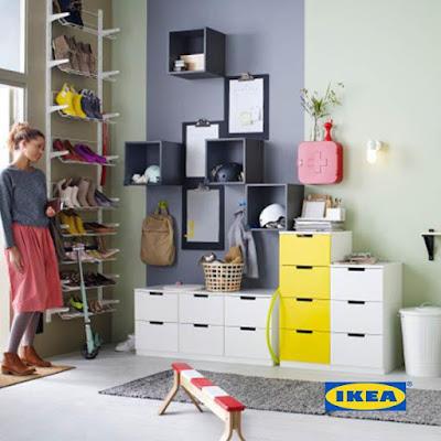 Furniture Perabotan Rumah Tangga Hanya di IKEA