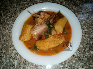 Recipe: Unripe Plantain and CatFish Pepper Soup