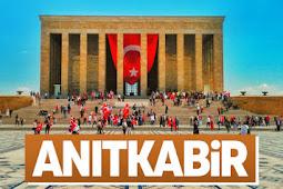 Ankara Anıtkabir | Ulu Önder Mustafa Kemal Atatürk'ün Anıtkabir'i