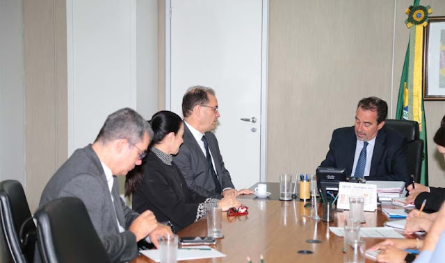 Conclusão da obra do Hospital de Guajará-Mirim é debatida no Ministério da Saúde