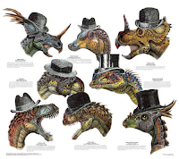 Dinosaurs may have worn hats, scientists believe