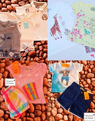 fornecedor de roupas de bebê
