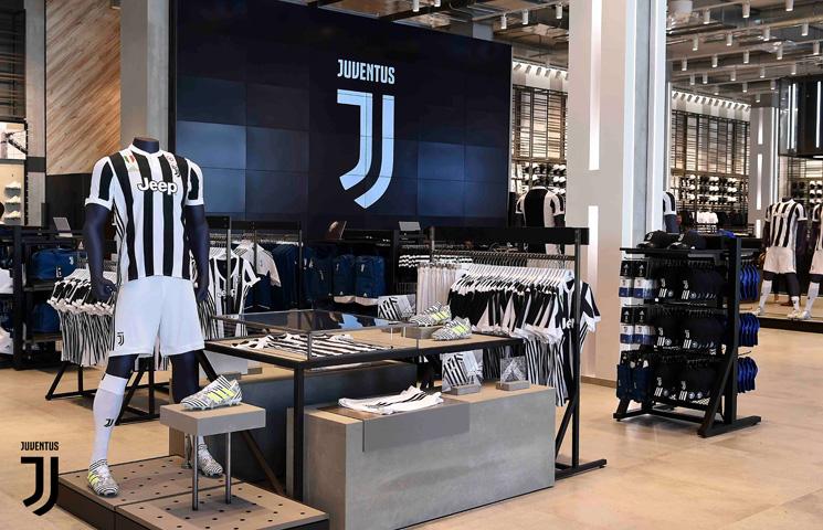 Juventus prezentovao novi Store i gostujuću garnituru