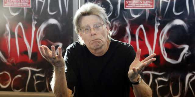 Stephen King Autor Mestre Horror Suspense